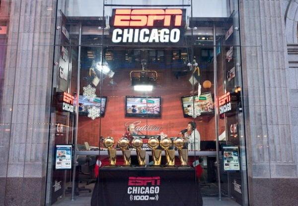 ESPN 1000 Announces New Lineup Starting Next Week