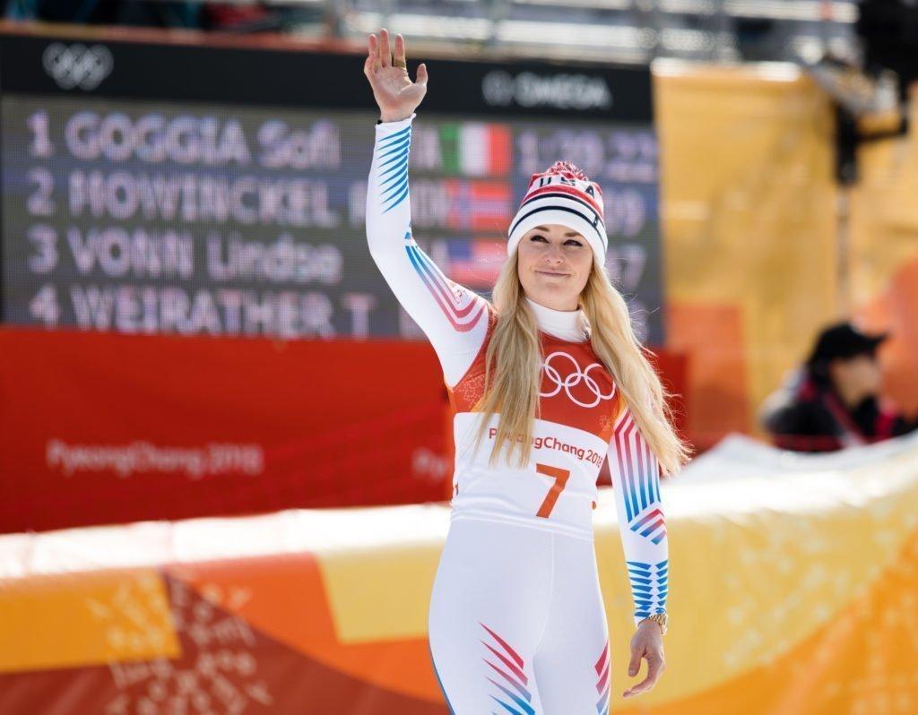 Lindsey Vonn Joins NBC Sports