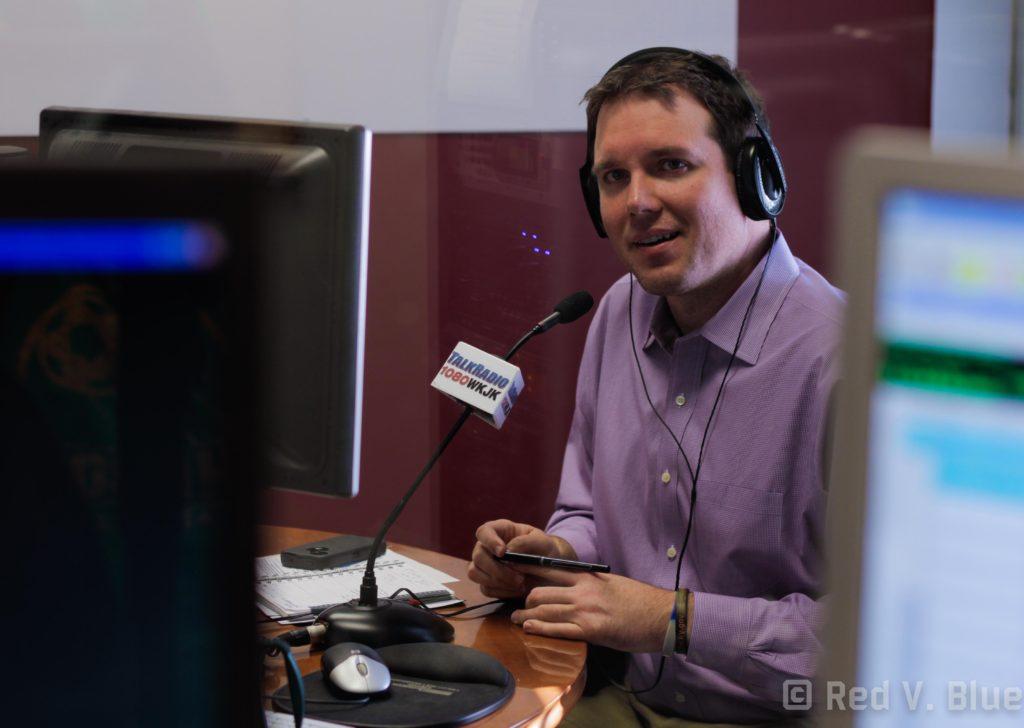 Matt Jones Off KSR During Senate Race