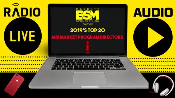 BSM's Top 20 Mid Market Program Directors of 2019