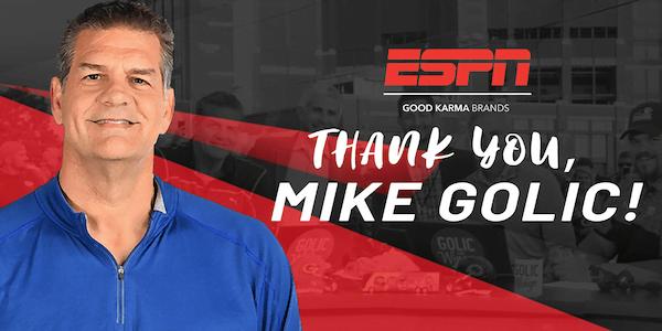 Good Karma Stations Celebrate 22 Hours Of Mike Golic