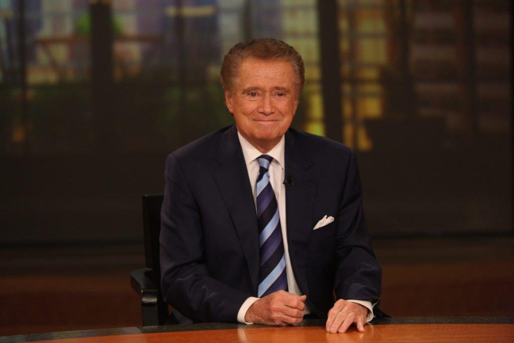 Sports World Mourns Death Of Regis Philbin