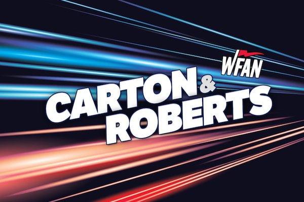 Carton & Roberts Won't Avoid Gambling Topics & Ads