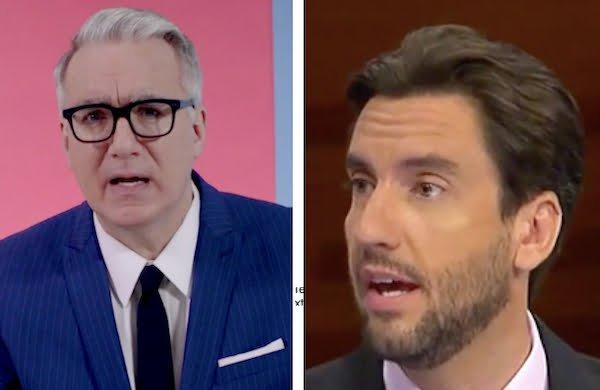 Keith Olbermann, Clay Travis In Political Twitter Feud