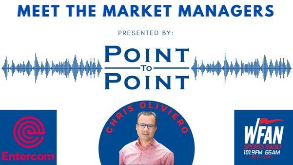 Meet the Market Managers: Chris Oliviero, Entercom New York