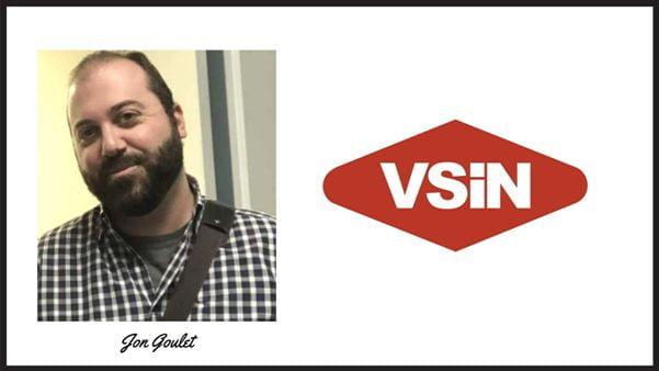 VSIN Names Jon Goulet Its First Ever Program Director