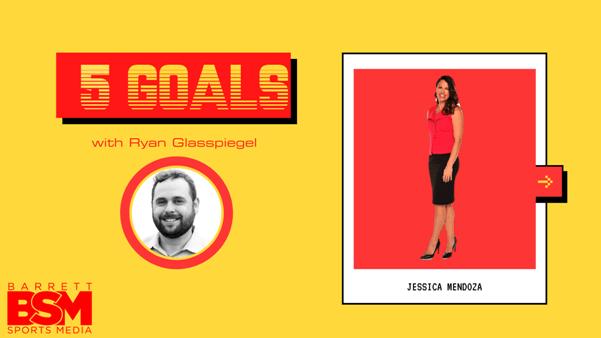 Five Goals: Jessica Mendoza