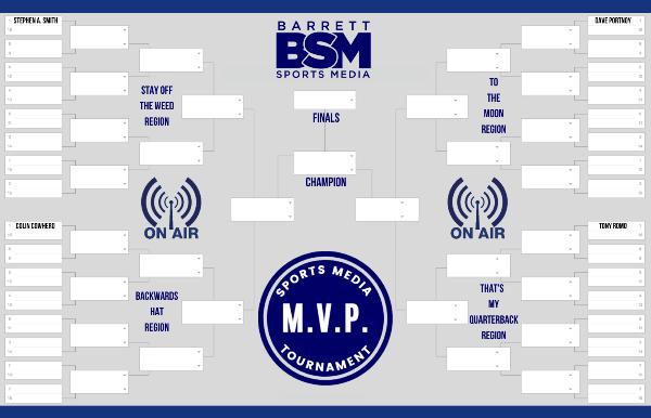 BSM Presents 'The Sports Media MVP Tournament'