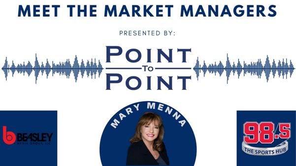Meet The Market Managers: Mary Menna, Beasley Boston