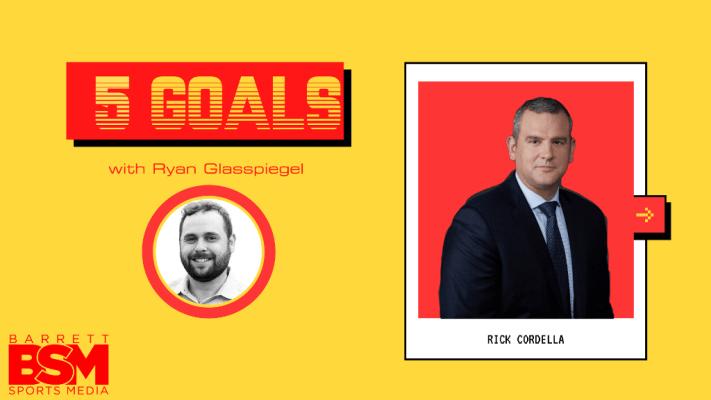 Five Goals: Rick Cordella