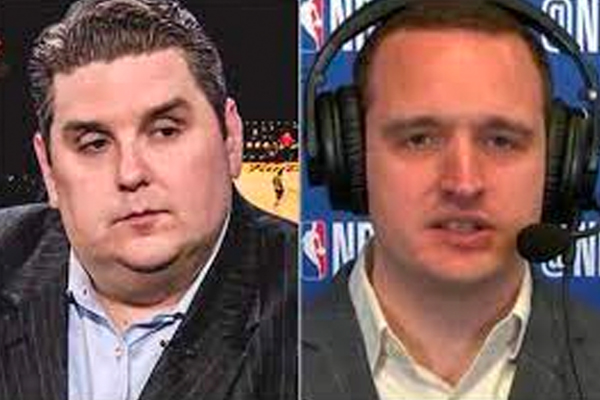 Tim Bontemps Calls Brian Windhorst a Jackass In NBA MVP Debate