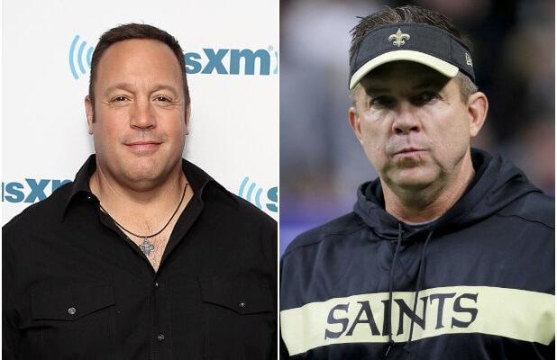 Kevin James To Play Saints Coach Sean Payton In Netflix Movie